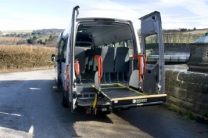 rear doors open lift up